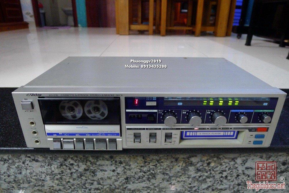 Đầu câm (Cassette Decks) các loại giao lưu! - 2