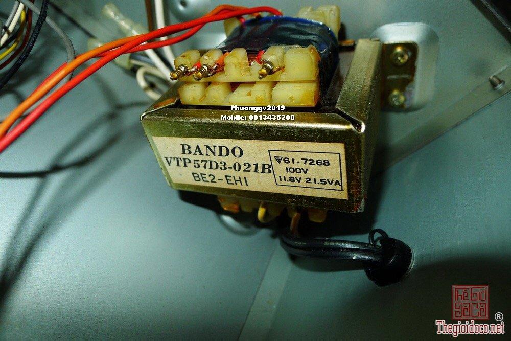 Đầu câm (Cassette Decks) các loại giao lưu! - 16