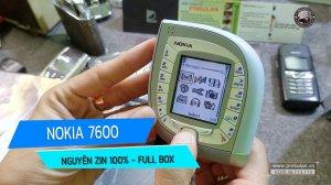 Nokia 7600 nguyên zin fullbox...
