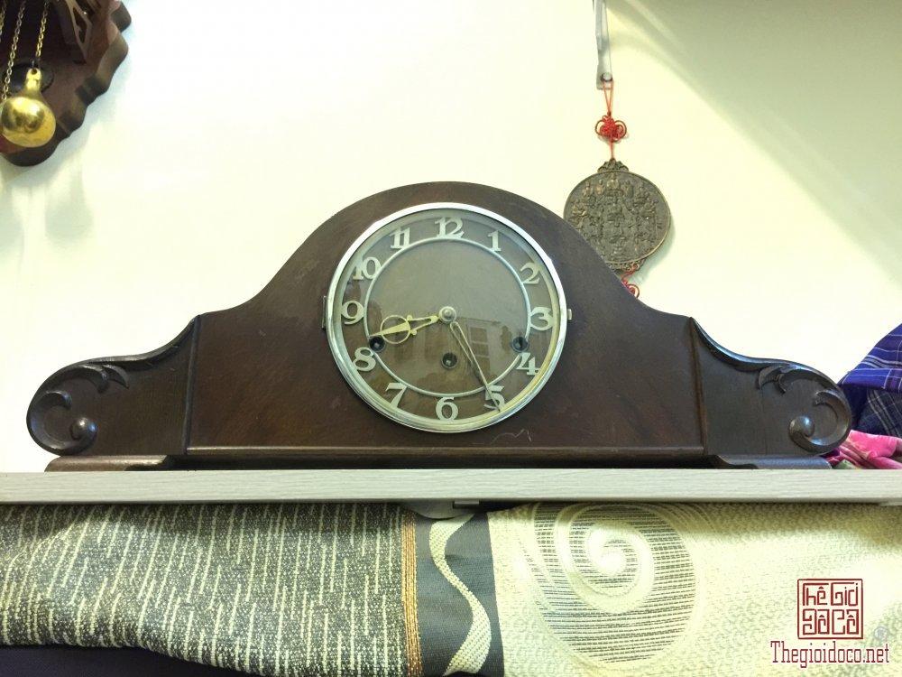 Đồng hồ vai bò Đức âm thanh rất hay