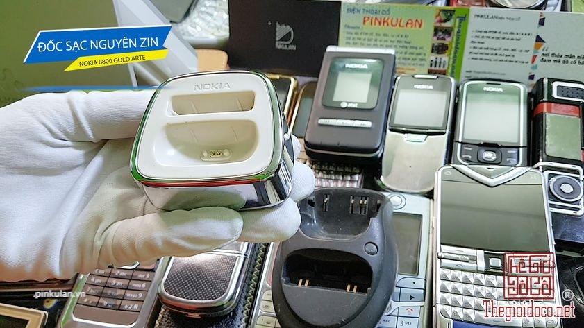 Đốc sạc Nokia 8800 Sirocco chính hãng