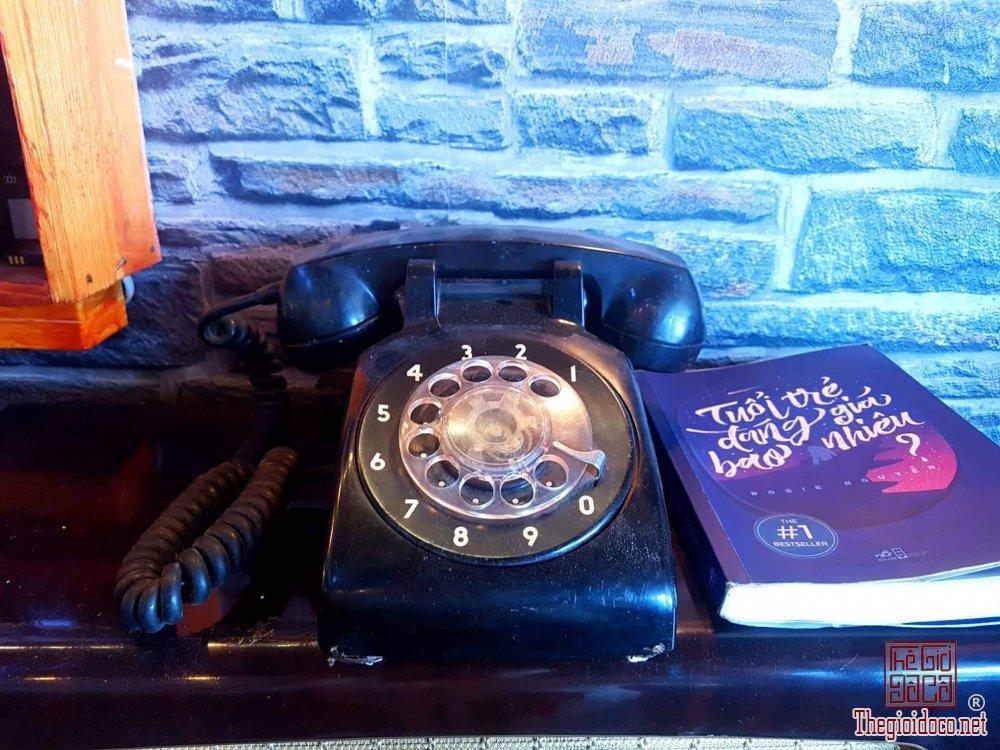 Điện thoại quay số Mỹ