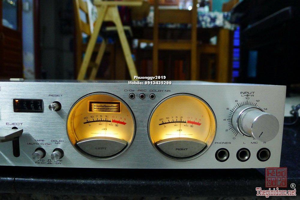Đầu câm (Cassette Decks) các loại giao lưu! - 31