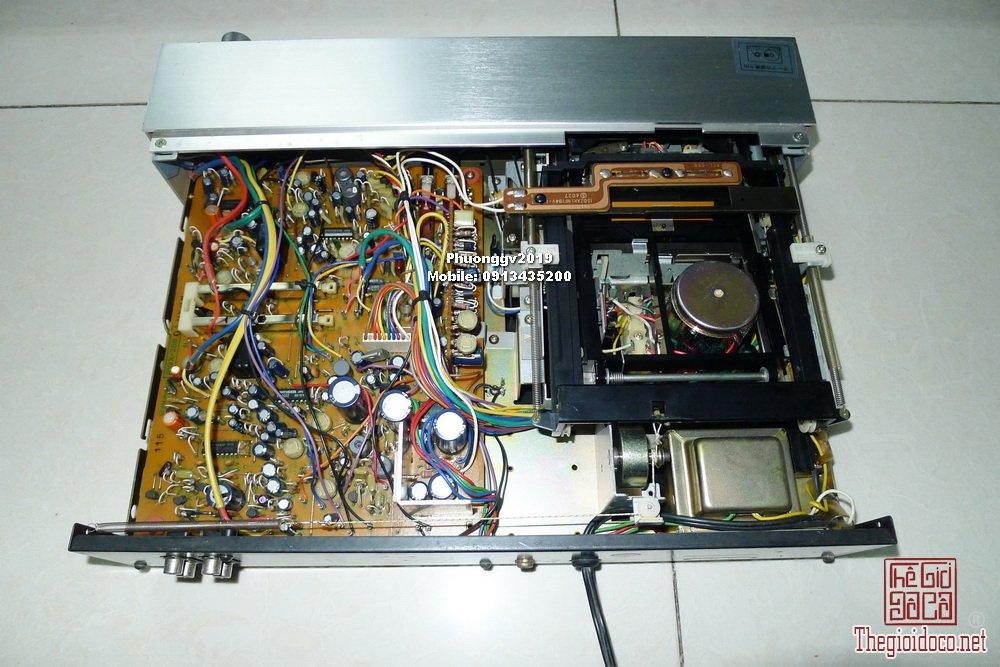 Đầu câm (Cassette Decks) các loại giao lưu! - 32