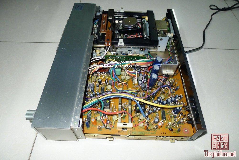 Đầu câm (Cassette Decks) các loại giao lưu! - 36