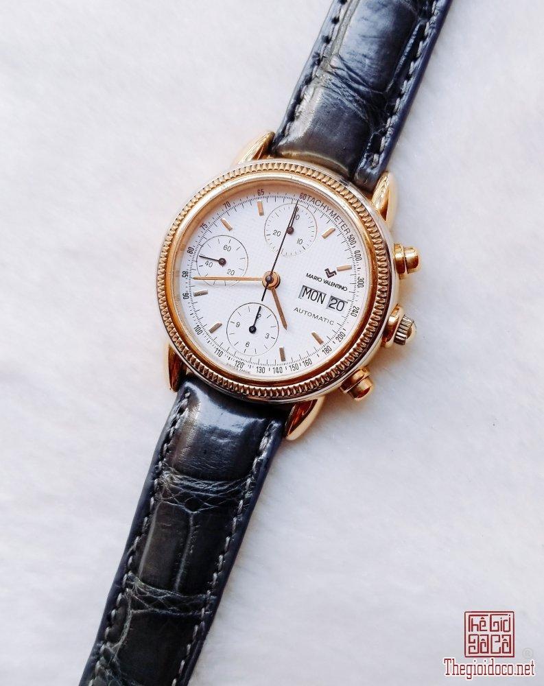 Đồng hồ Tự Động MARIO VALENTINO THỤY SỸ