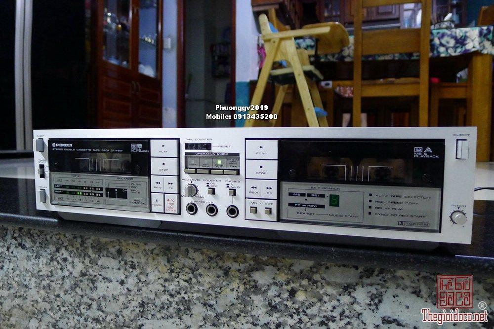 Đầu câm (Cassette Decks) các loại giao lưu! - 3