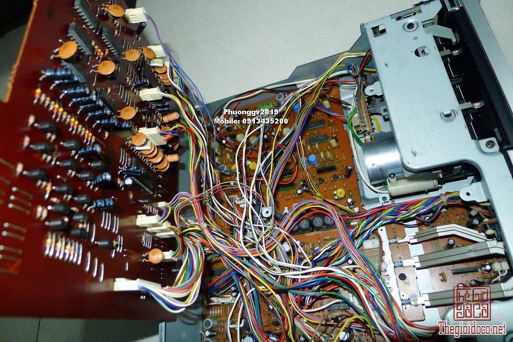 Đầu câm (Cassette Decks) các loại giao lưu! - 17