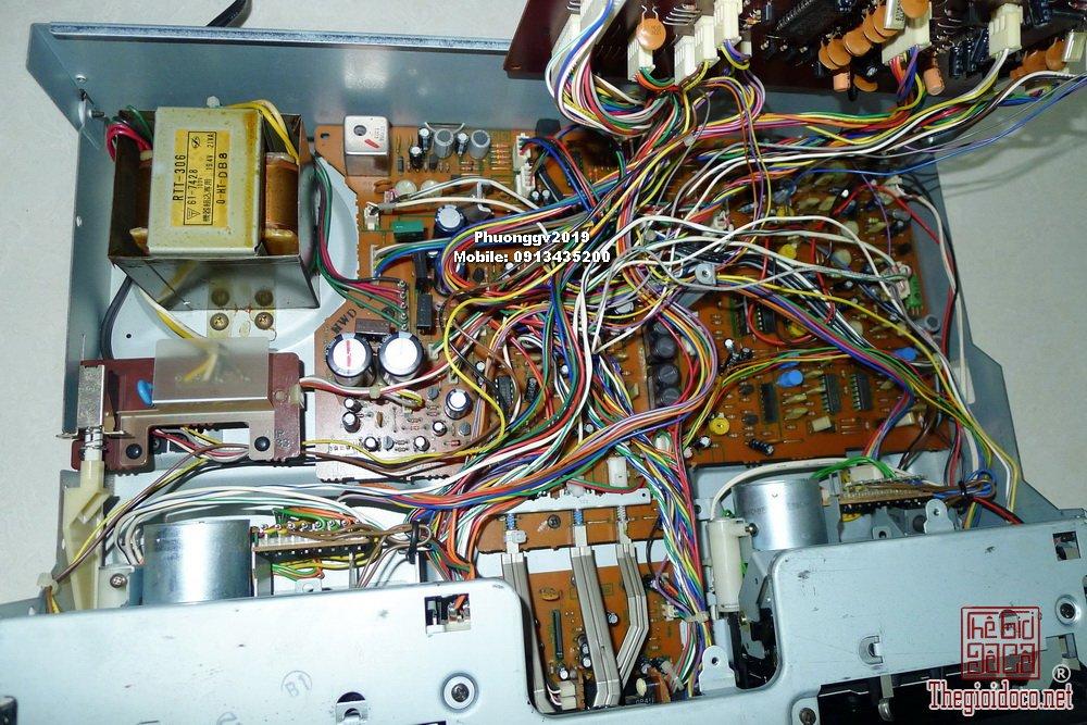 Đầu câm (Cassette Decks) các loại giao lưu! - 18
