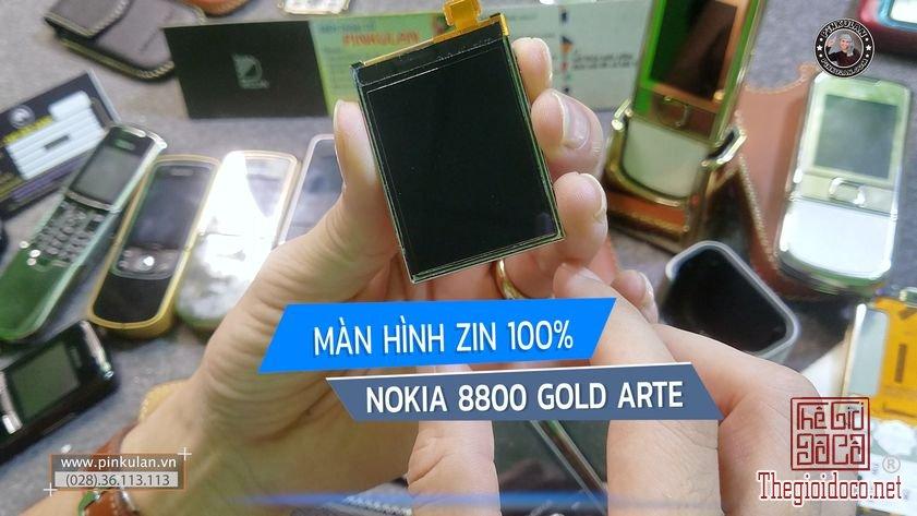 Màn hình Nokia 8800 Arte zin tháo máy