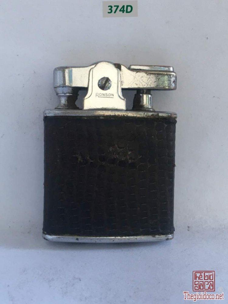 374D-cặp cò mổ Rốnson bọc da Mỹ giai đoạn 40-50