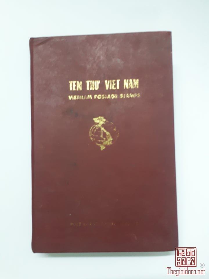 Bán cuốn tem Việt Nam