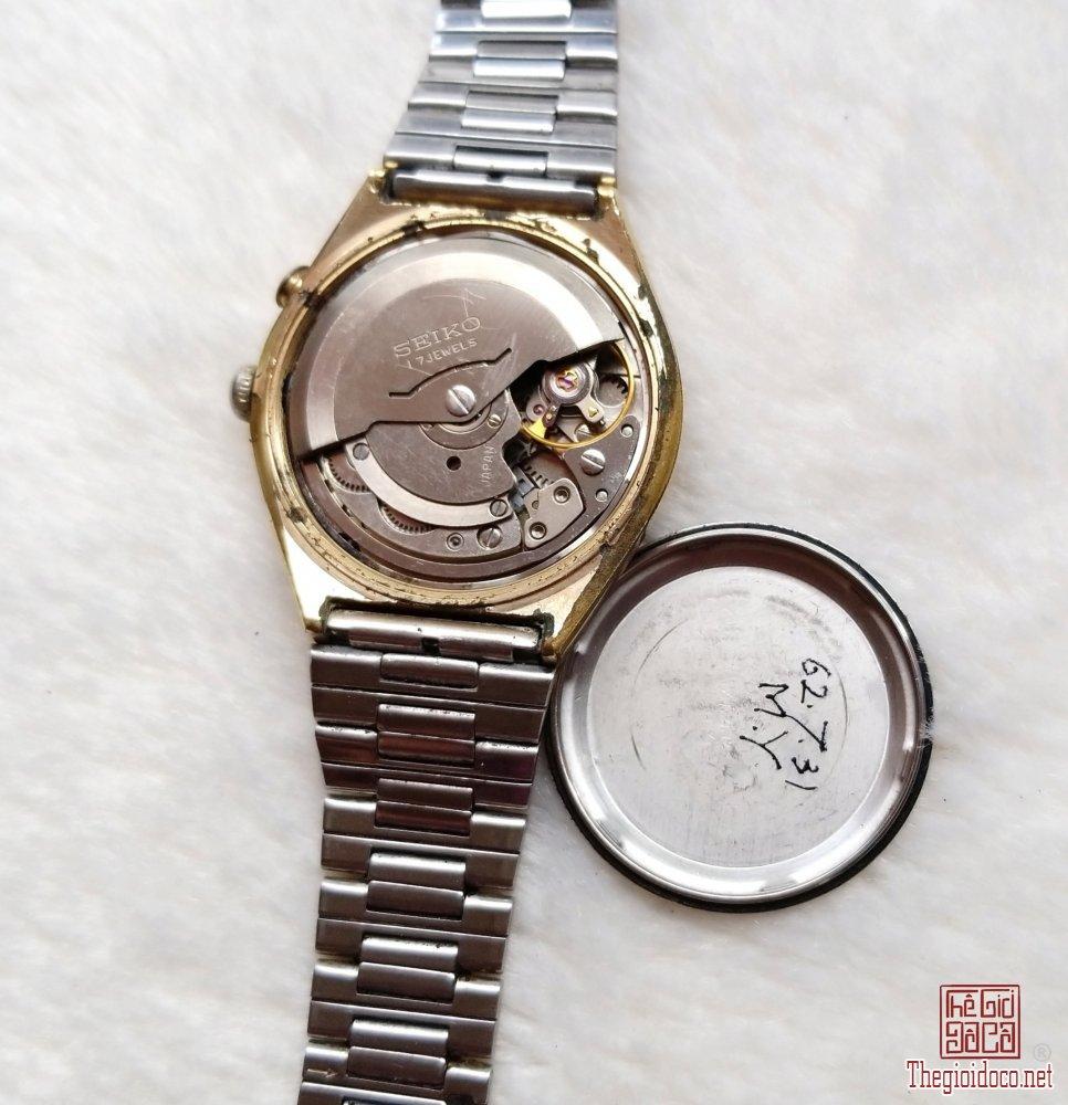 Đồng hồ Xưa Tự động SEIKO ALAM  NHẬT BẢN