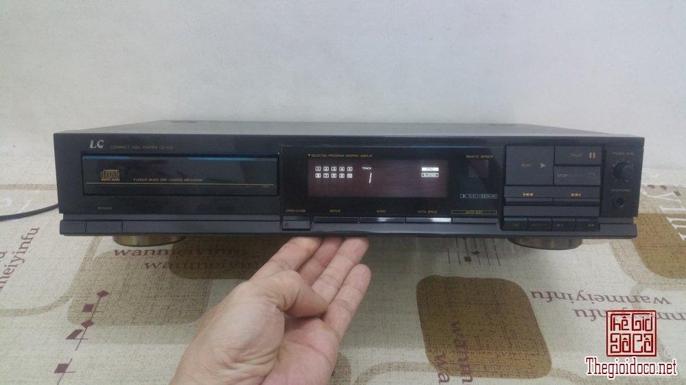 Đầu đĩa CD Nec CD-430