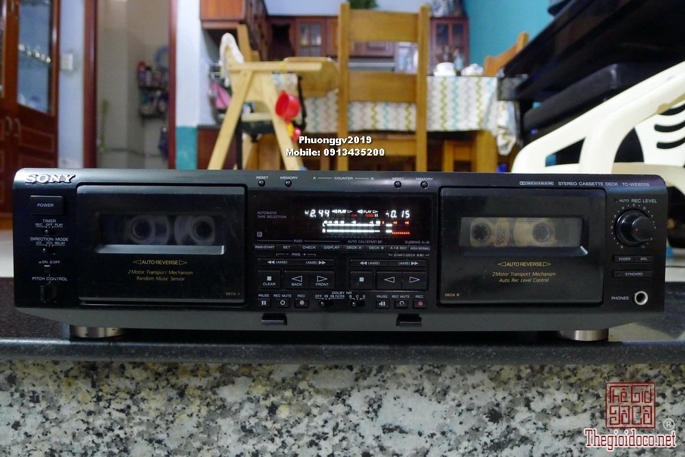 Sony TC-WE805S