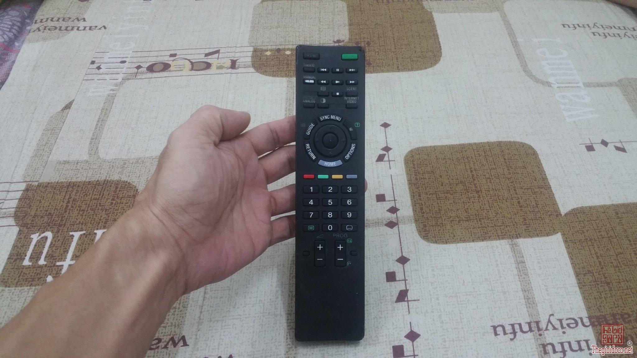 Điều khiển từ xa SONY sử dụng cho Smart Tivi