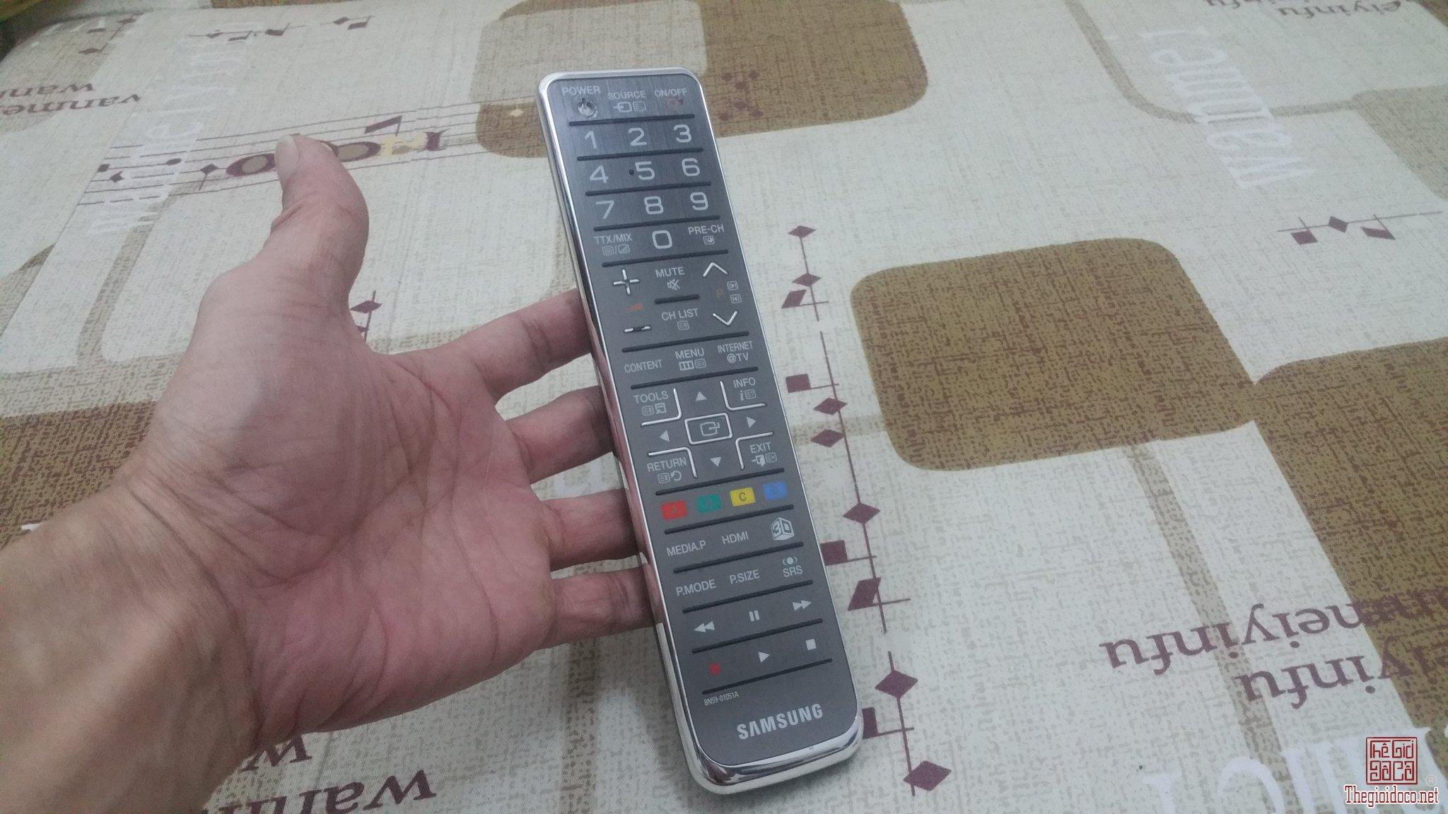 Điều khiển từ xa SAMSUNG sử dụng cho Smart Tivi