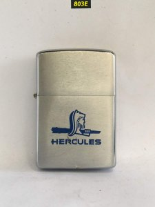 803E-hp chrome 1980- HERCULES