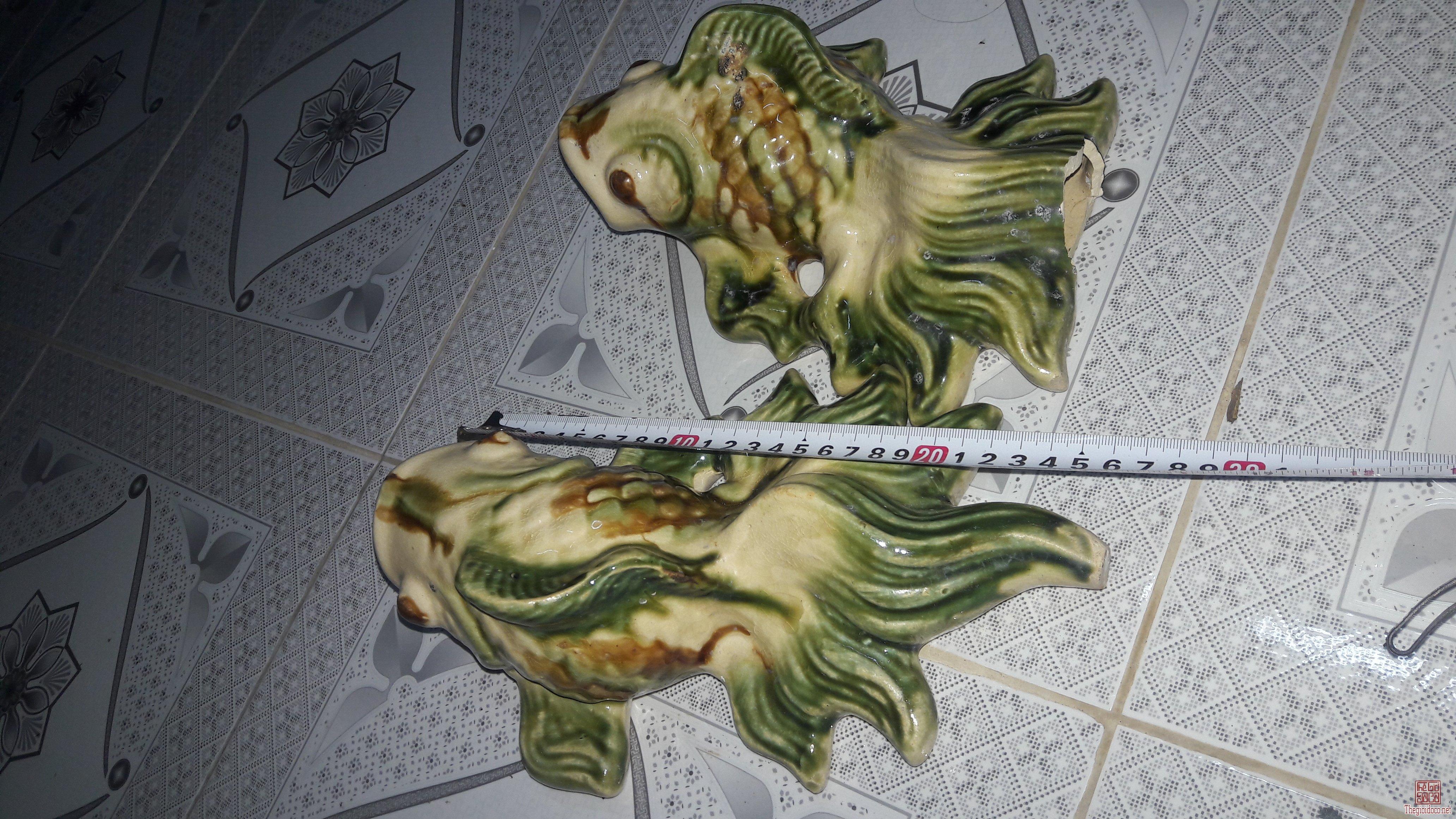 Giao Lưu:2 con cá Biên Hòa Xưa