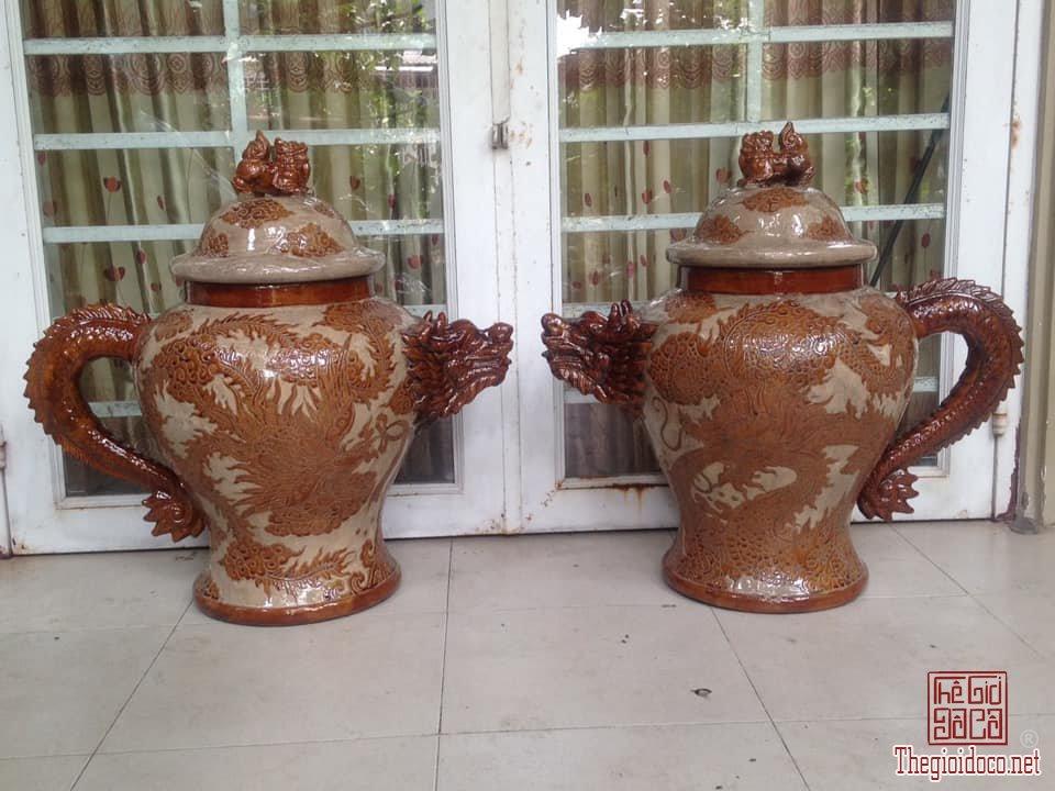 Gốm Biên Hòa - Gốm Lái Thiêu Thời Bao Cấp chi tiết liên hệ zalo: 0776218163 Tiệm Hoàng Thiên