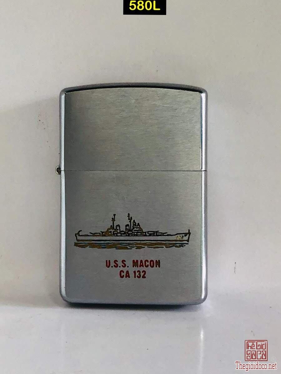 580L-chữ xéo 1958 USS MACON CA -132 ( tàu tuần dương)