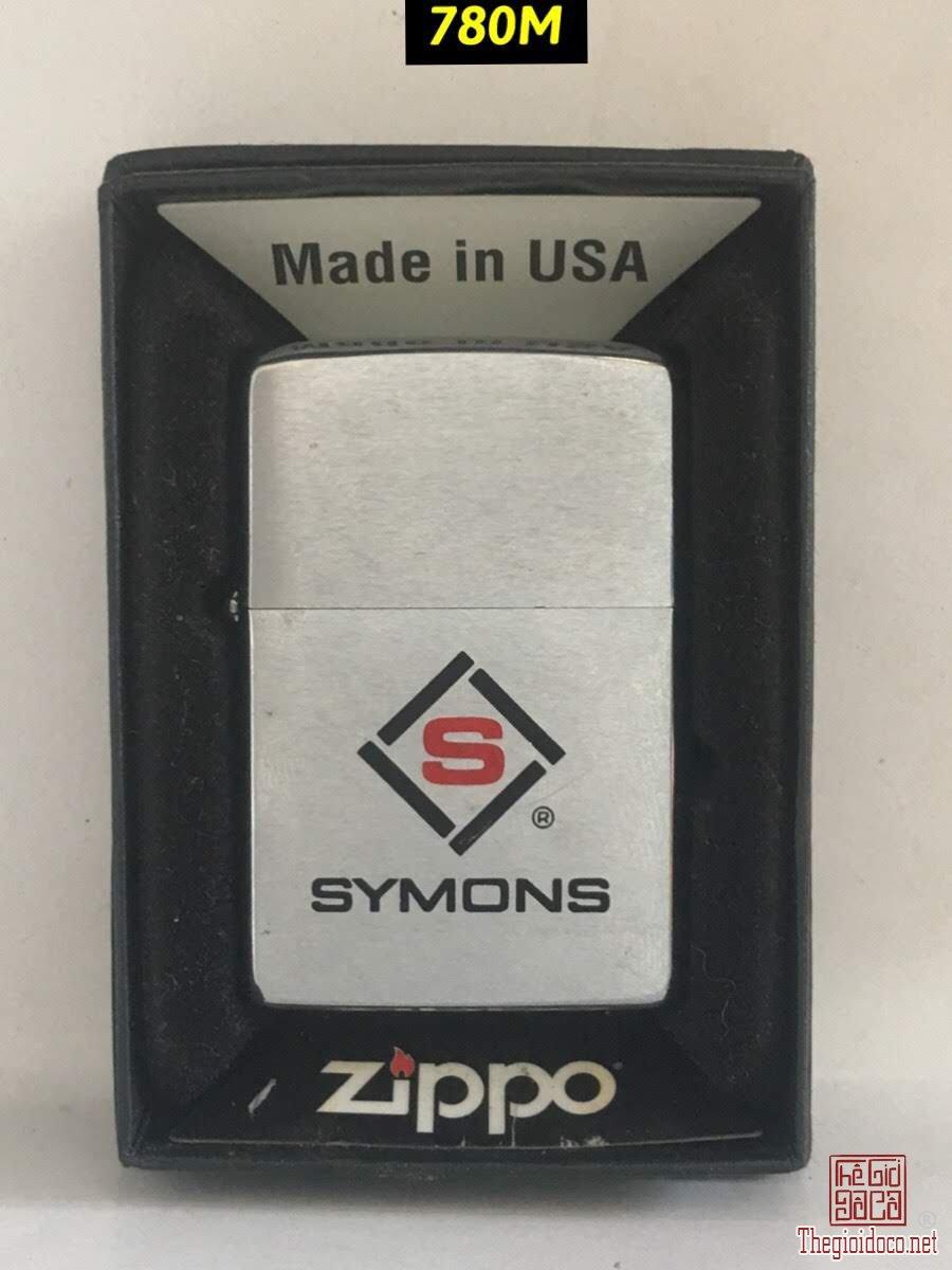 780M -chữ xéo 1978 -SYMONS