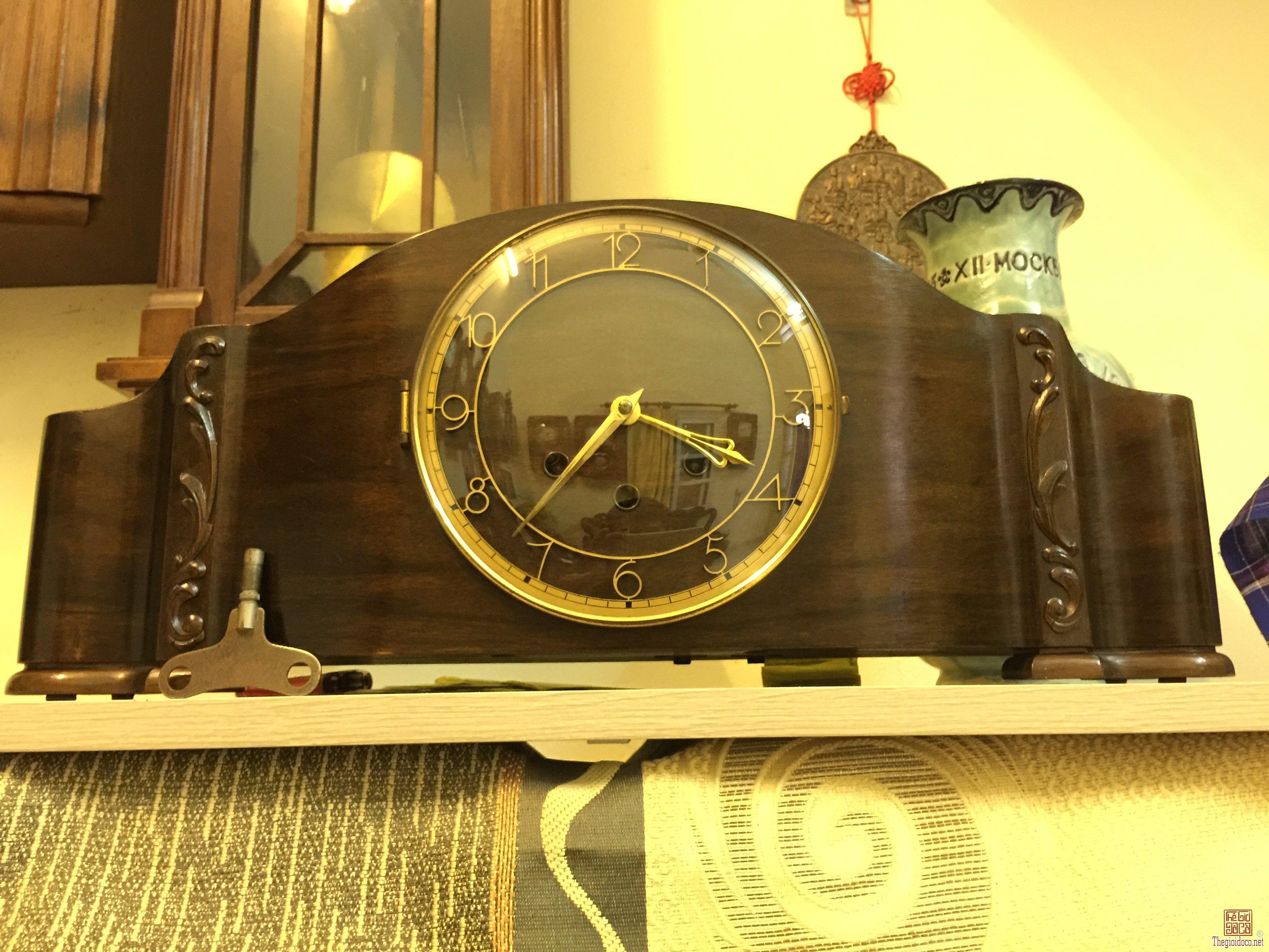 Đồng hồ vai bò Đức Mauthe tuyệt đẹp, âm rất hay
