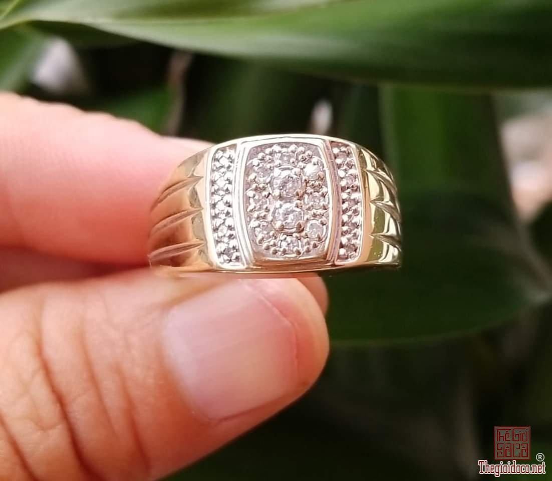 Nhẫn Mỹ Vàng 10K GOLD