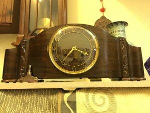Đồng hồ vai bò Đức Mauthe tuyệt...