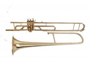 Kèn trumpet và trombone đồng...