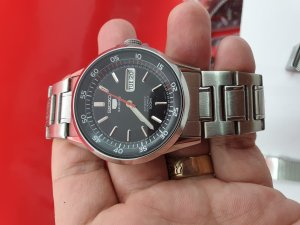 Đồng hồ Seiko sport mặt bao...