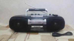 Đài Radio Cassette Sony CFS-B5Smk2