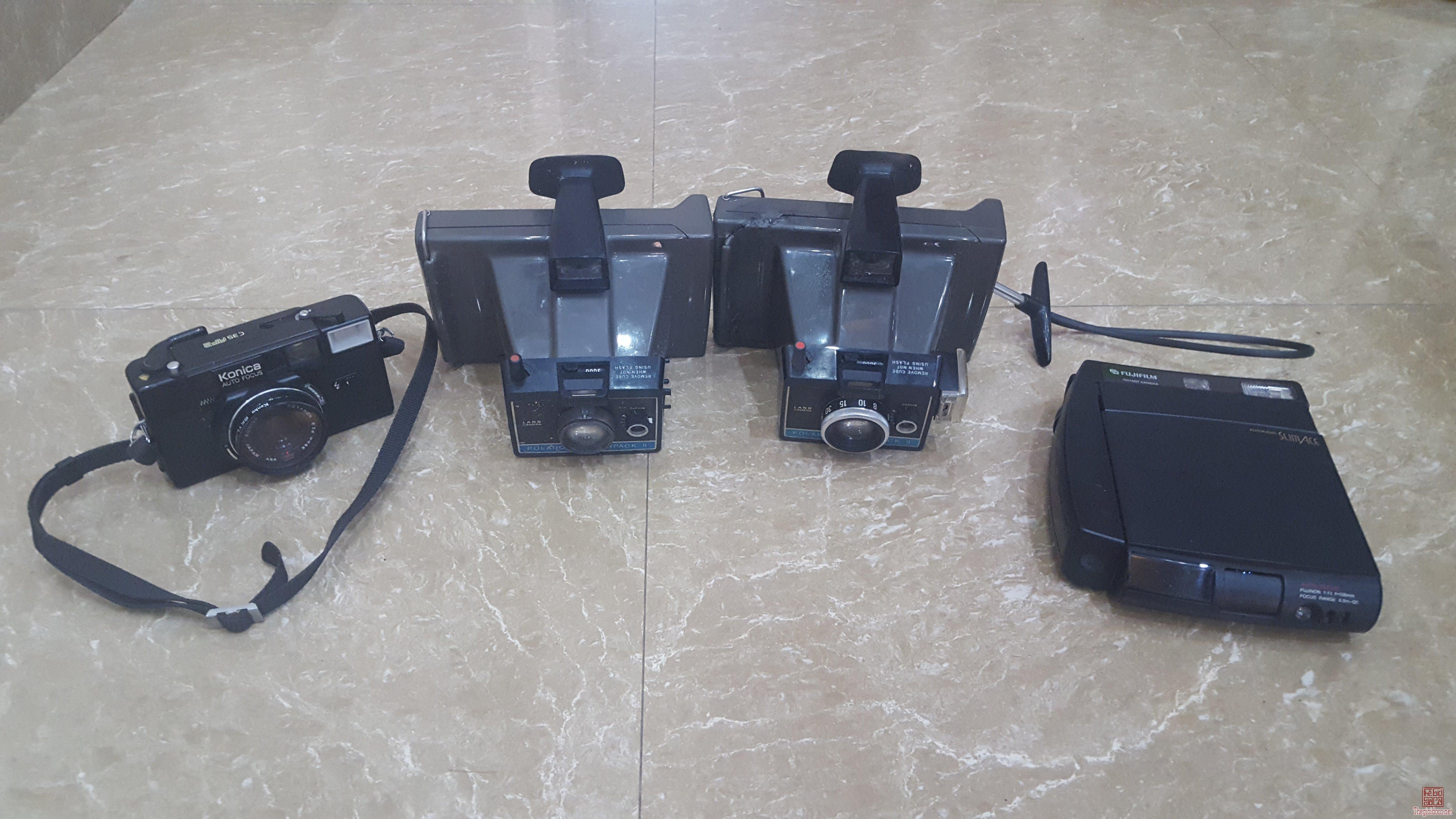 04 máy ảnh xưa