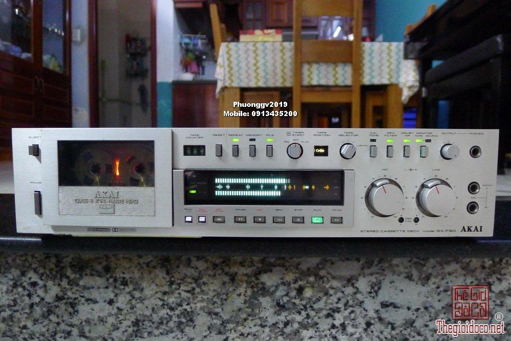 AKAI GX-F90