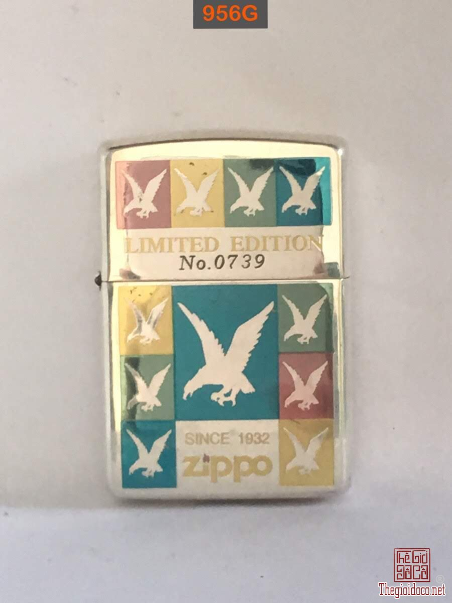 956G-mạ bạc xuất Nhật limit :0739  năm 1995