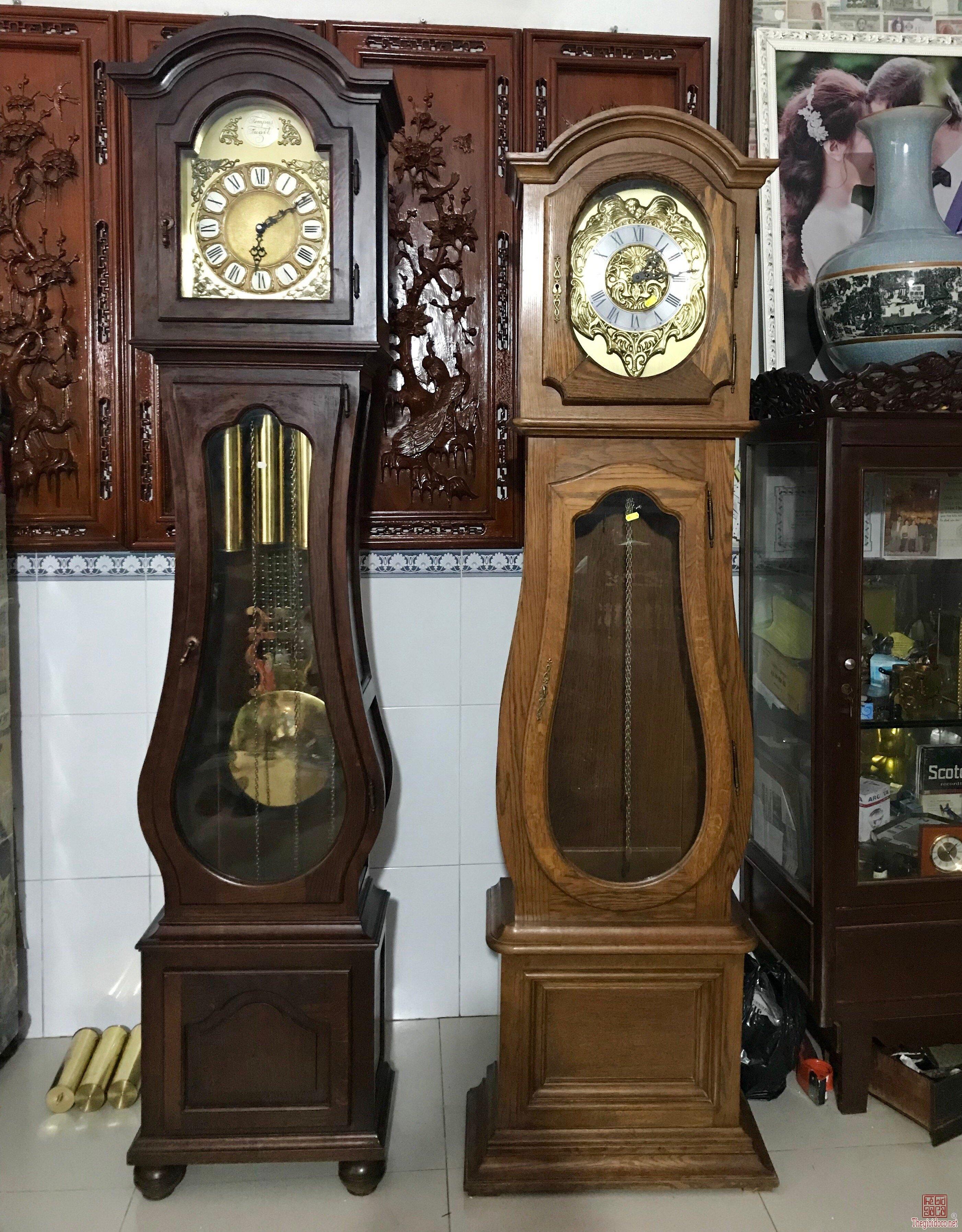 Đồng hồ Tủ nguyên con Nhập Từ Đức