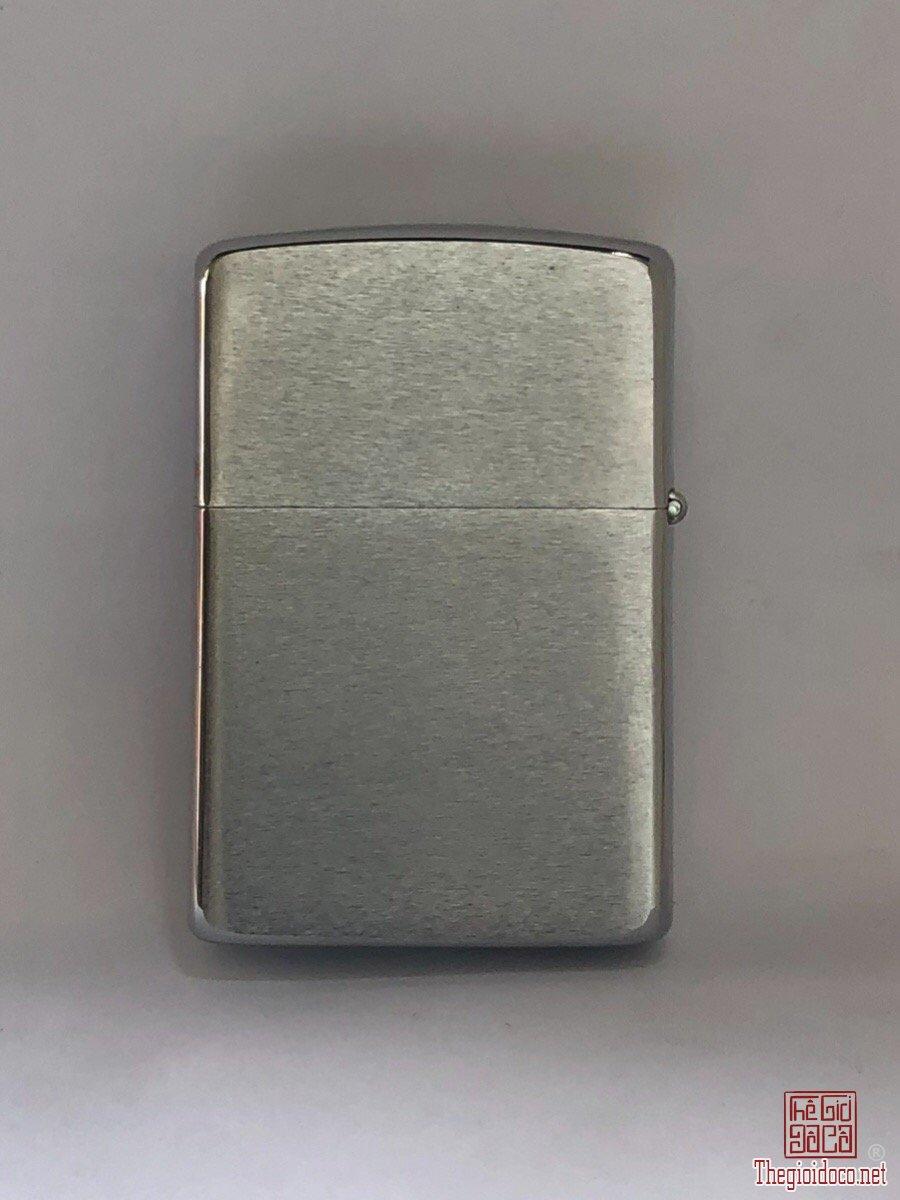 891J -brush chrome 1989 -PLAIN -