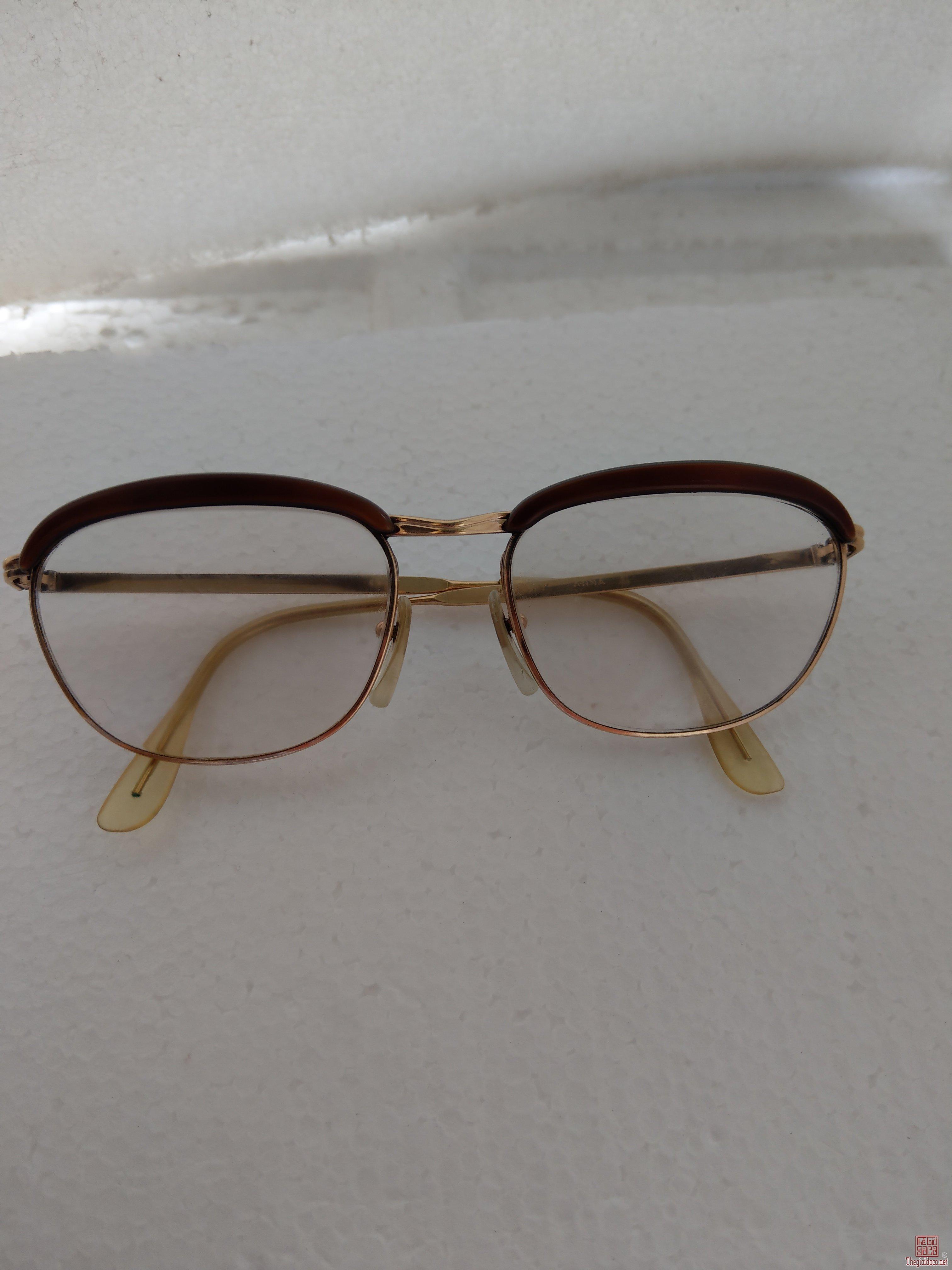 kính Lamy bọc vàng của Pháp nguyên bản