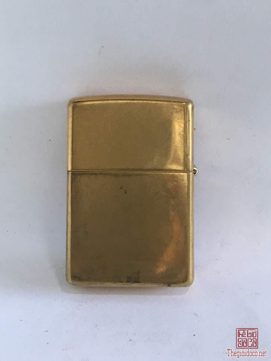 992N-HP brass 1999 MARLBORO ( phiên bản thị trường châu Âu)