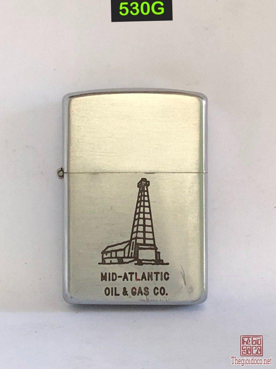 530G -full thép 53-54 MIDATLANTIC OIL & GAS CO.