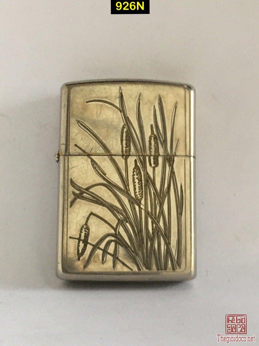 926N -silver plate ( mạ bạc dày ) 1992 -