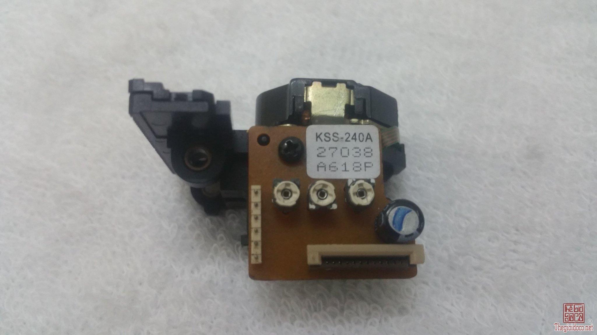 Mắt CD Sony KSS-240A (Hàng tháo...