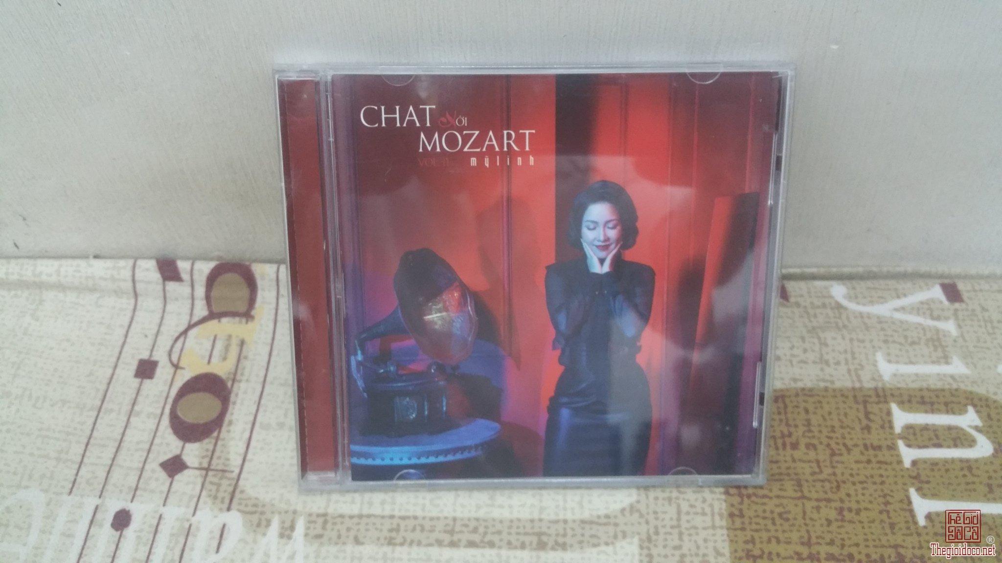 CD Gốc Album Mỹ Linh Vol 2 -...