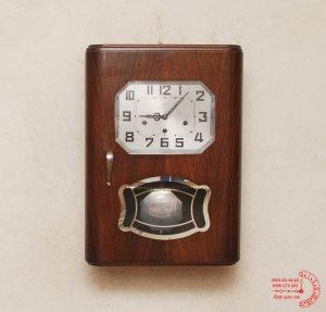 Đồng hồ ODO đời 30, 8 gông thép...
