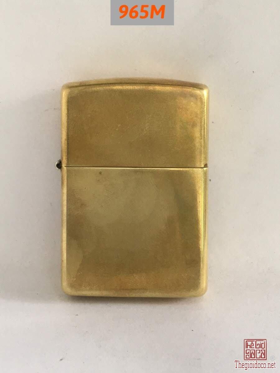 965M -solid brass 1996