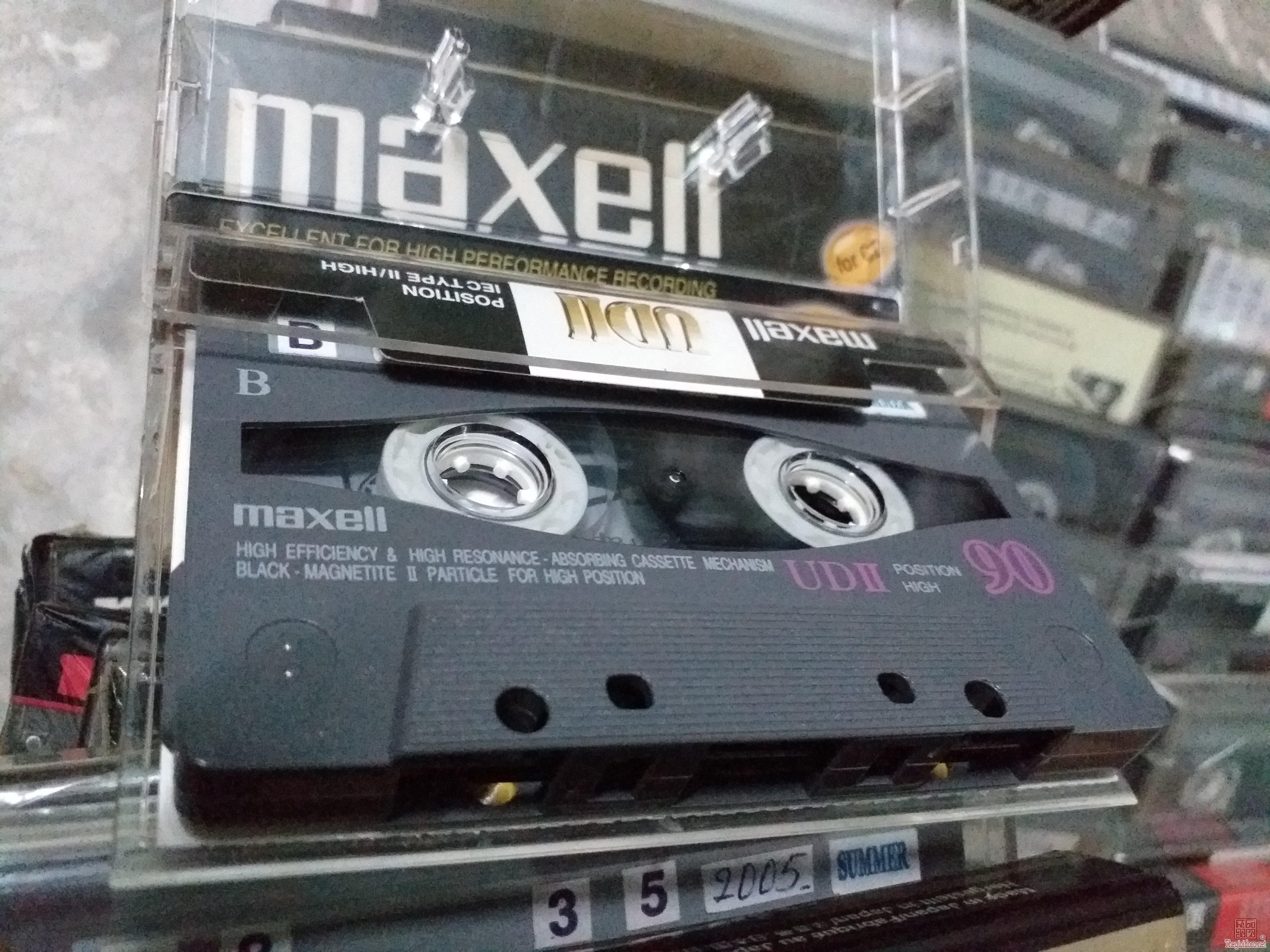 Bang cassete maxel 35k/c