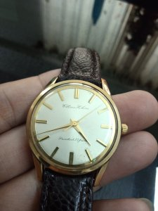 CITIZEN hi-line 23 jewels bọc...