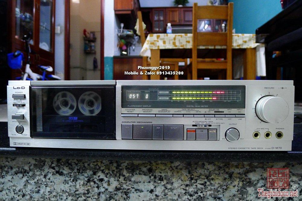 Đầu câm (Cassette Decks) các loại giao lưu! - 44