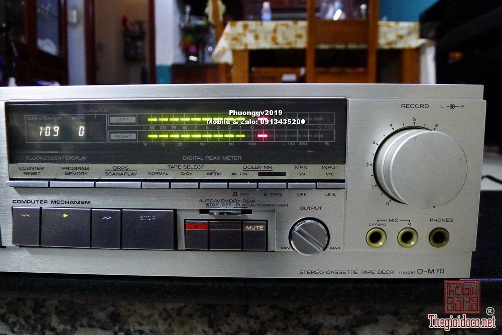 Đầu câm (Cassette Decks) các loại giao lưu! - 56