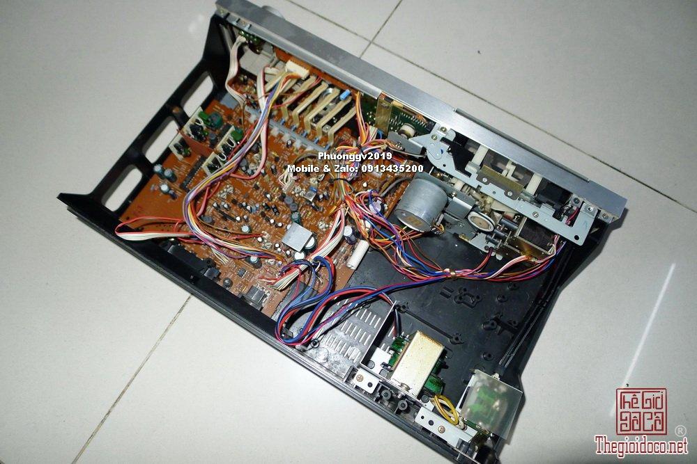 Đầu câm (Cassette Decks) các loại giao lưu! - 64